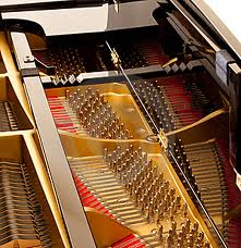 Thousands of parts work together to make any piano the musical instrument that it is.